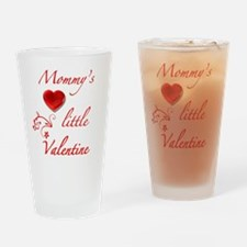 MommyLittle Drinking Glass