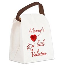 MommyLittle Canvas Lunch Bag