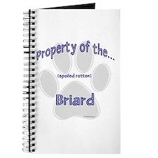 Briard Property Journal