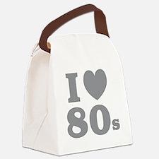 1980D Canvas Lunch Bag
