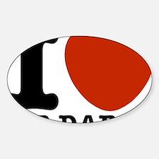 darcy Sticker (Oval)