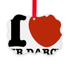 darcy Picture Ornament