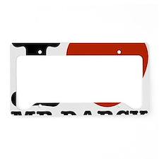 darcy License Plate Holder