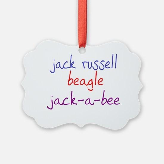 jackabee_black Ornament
