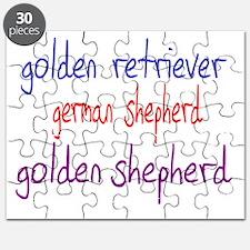 goldenshepherd_black Puzzle