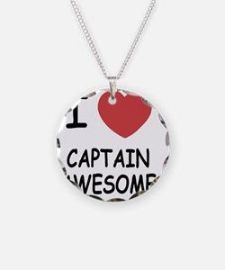 CAPTAIN_AWESOME Necklace