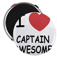 CAPTAIN_AWESOME Magnet