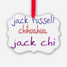 jackchi_black Ornament