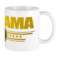 Alabama (Gold Label) pocket Mug
