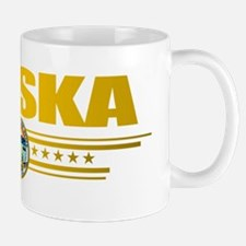 Alaska (Gold Label) pocket Mug