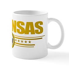 Arkansas (Gold Label) pocket Mug