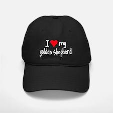 I LOVE MY Golden Shepherd Baseball Hat