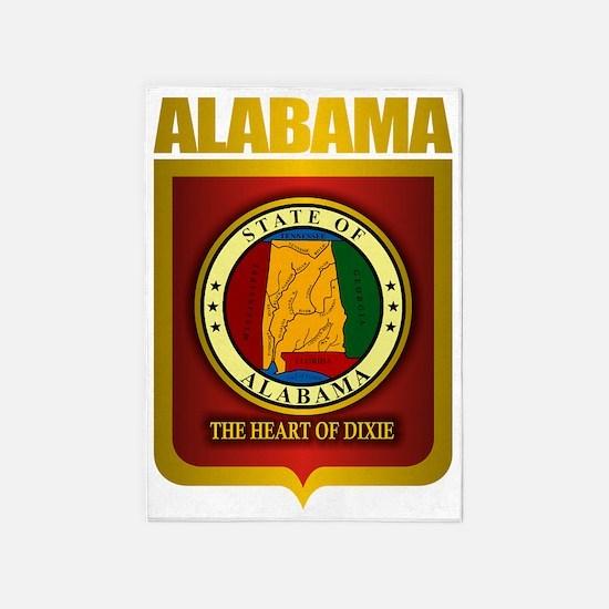 Alabama (Gold Label)2 5'x7'Area Rug
