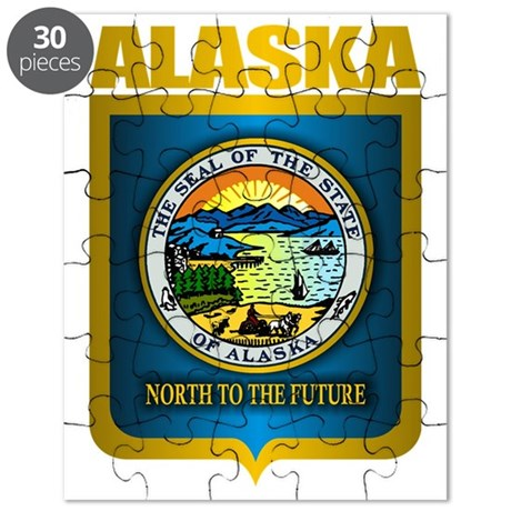 Alaska (Gold Label) Puzzle