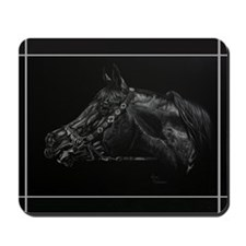 Calling_big_2_square_b Mousepad