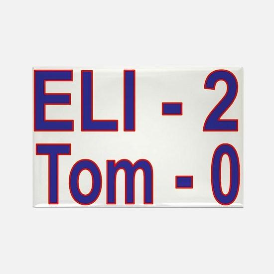 Eli-2 Tom-0 Rectangle Magnet