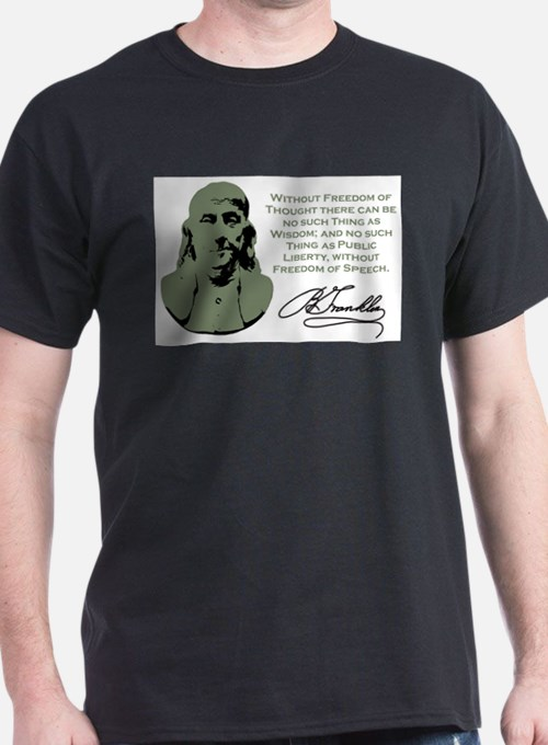 Franklin Quote 3 T-Shirt