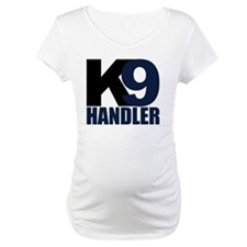 k9-handler02_black_blue Shirt