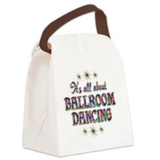 BALLROOM Canvas Lunch Bag