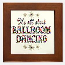 BALLROOM Framed Tile