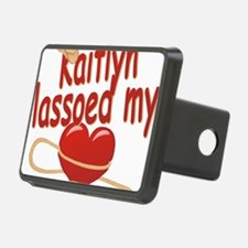 kaitlyn-g-lassoed Hitch Cover