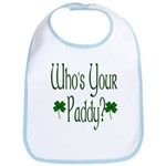 Who's Your Paddy? Bib