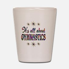 GYM Shot Glass