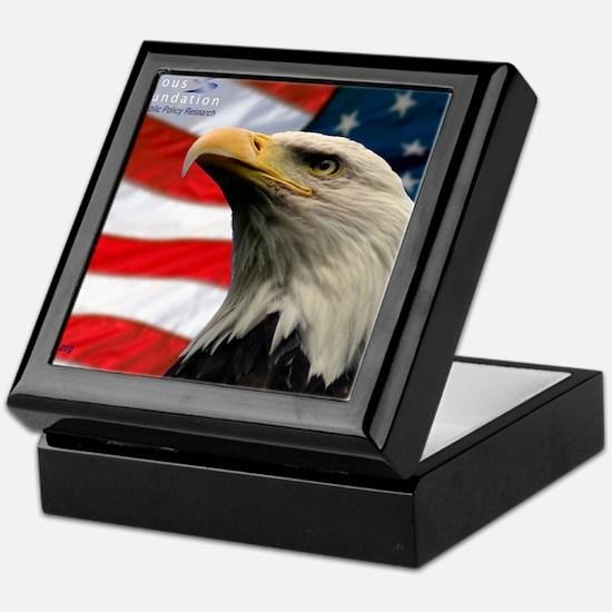 Selous-Eagle Keepsake Box