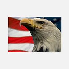 Selous-Eagle Rectangle Magnet