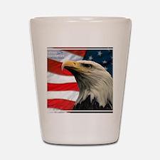 Selous-Eagle Shot Glass