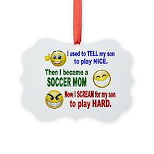 SOCCER MOM 1 Ornament