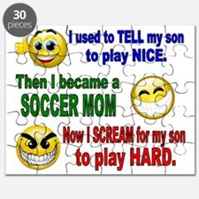 SOCCER MOM 1 Puzzle