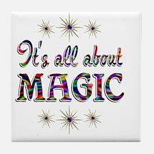 MAGIC Tile Coaster