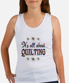 QUILTING Women's Tank Top