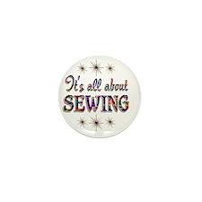 SEWING Mini Button