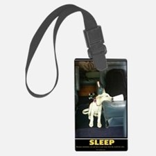 SleepPoster Luggage Tag