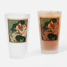 Faun Drinking Glass