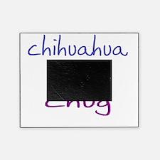 chug_black Picture Frame