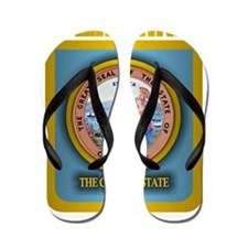 California (Gold Label) Flip Flops