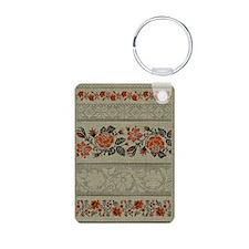 Ukrainian Embroidery Keychains