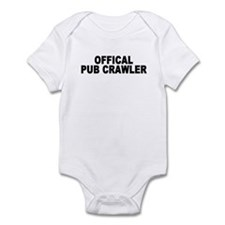 Offical Pub Crawler Onesie