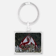 Mine-full-9148 Landscape Keychain