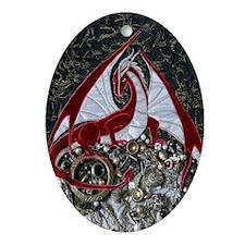 Mine-ipad-9148 Oval Ornament