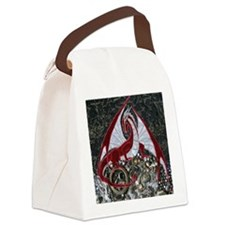 Mine-ipad-9148 Canvas Lunch Bag