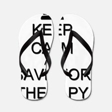 kc therapy lt Flip Flops