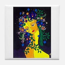 Persephone Tile Coaster