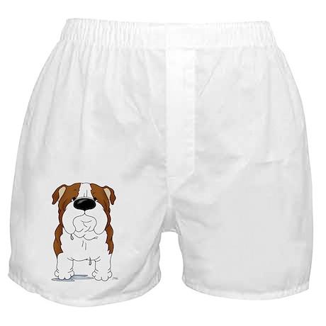 RedBulldog5x7 Boxer Shorts