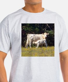 cow and calf T-Shirt