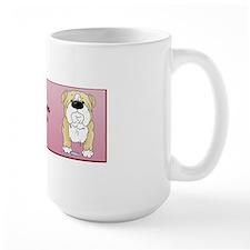 BlondeBulldogMomMug Mug
