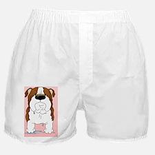 RedBulldogCard Boxer Shorts
